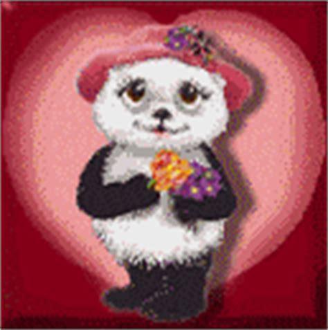 membuat gambar bergerak gif panda gif gambar animasi animasi bergerak 100 gratis