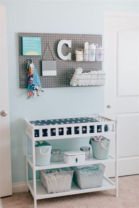 Changing Table Organization 25 Best Ideas About Changing Table Organization On Nursery Organization Baby