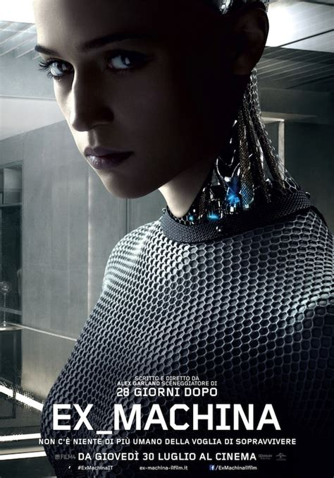ex machina cast ex machina il cast del film di alex garland e un nuovo