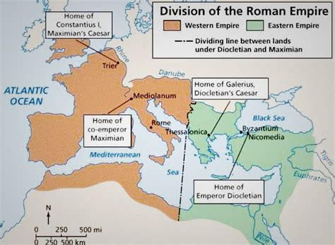 rome of the west photos fall of rome middle ages