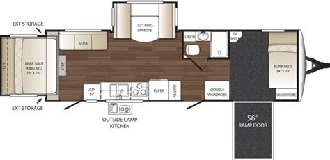 outback travel trailer floor plans 2012 keystone outback 280rs travel trailer northside rvs