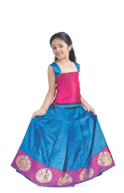 design little clothes rmkv pattu pavadai kids wear pinterest inspiration