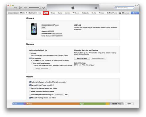how to arrange iphone icons in itunes page 1 appledystopia
