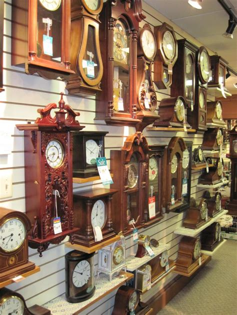 clock shop scott s clock repair home