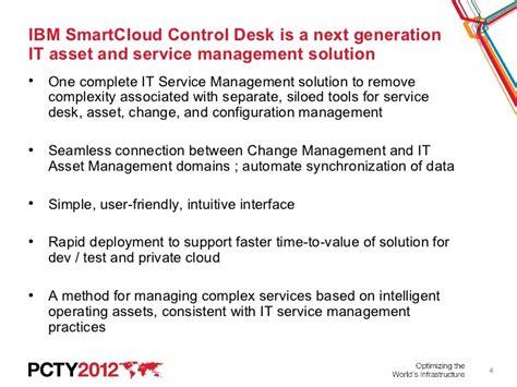 common help desk problems and solutions pcty 2012 smartcloud control desk v mikkel koenig