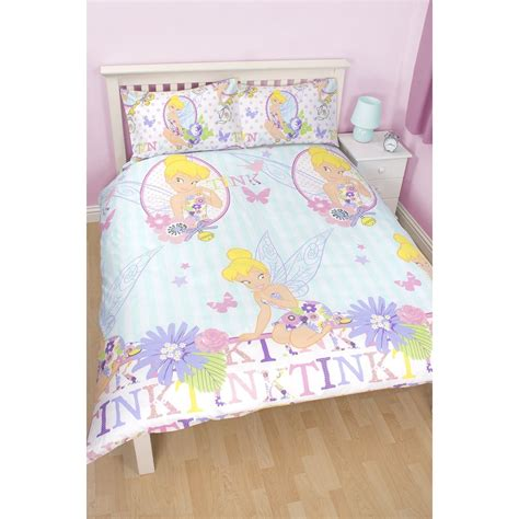 Tinkerbell Duvet Cover novelty bedding disney tinkerbell duvet cover set at guineys