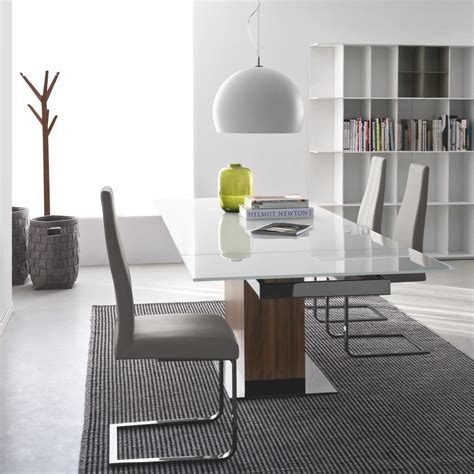 Calligaris Park Dining Table Calligaris Park Extendable Dining Table Modern Tables