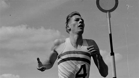 roger banister roger bannister s shoes from 4 minute mile set for auction