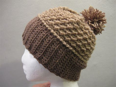 free crochet pattern on youtube crochet moss stitch beanie tutorial youtube