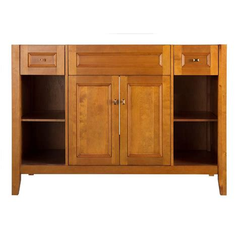 48 Inch Cabinet by Foremost International Exhibit 48 Inch Vanity Cabinet In