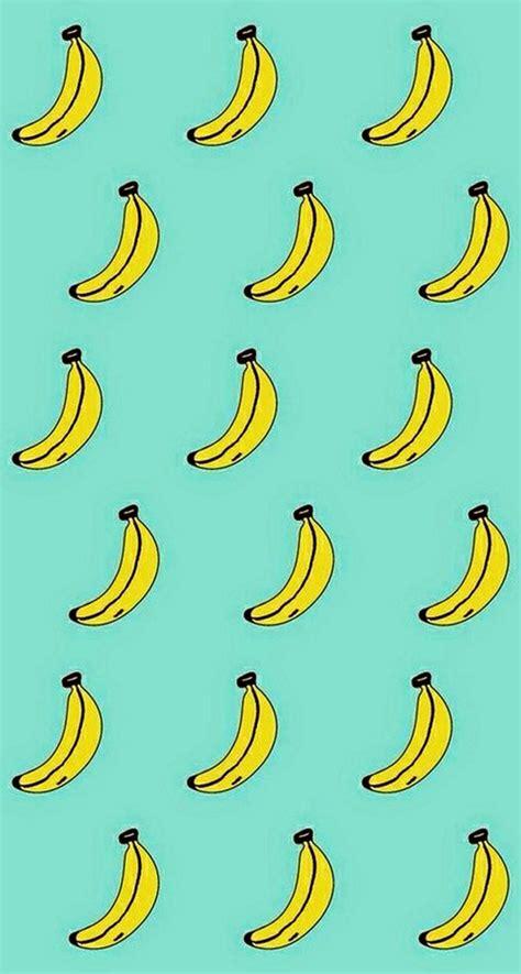wallpaper banana tumblr banana wallpaper fruit we heart it banana