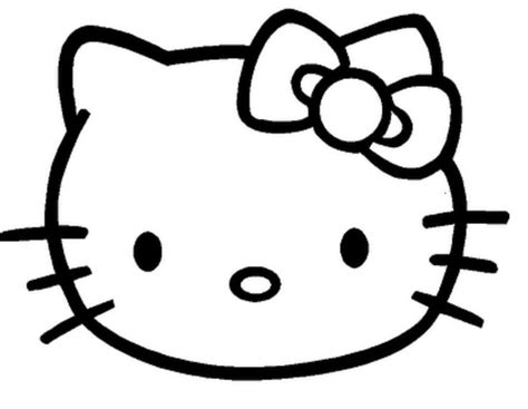 hello kitty pumpkin coloring page hello kitty stencil printable az coloring pages