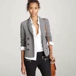 Women s blazers wool solid thandie blazer j crew thisnext