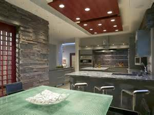 recessed lighting for kitchen ceiling design ideas for a recessed ceiling