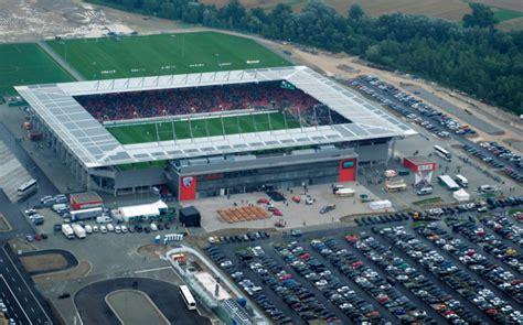 Ingolstadt Audi Sportpark by Audi Sportpark Ingolstadt Inaugurado En 2010 Es La