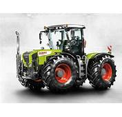 Claas Xerion 3800 Tractor  Gardening Hobby Farming