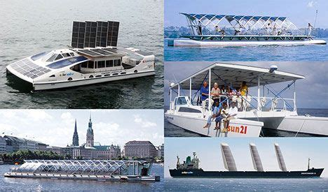 solar powered boat for sale 7 awesome solar boats you must see treehugger