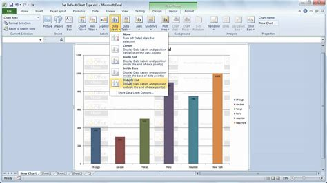 Create A Chart Template In Excel 2010 Excel Create Your Own Chart Template Youtubegauge In Create Excel Templates