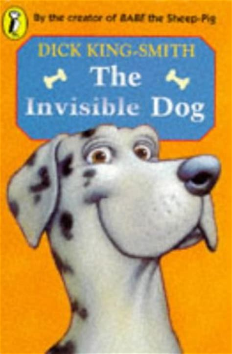 the invisible dog children s books reviews the invisible dog bfk no 104