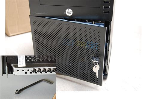 small home servers hp proliant microserver the neat server for home