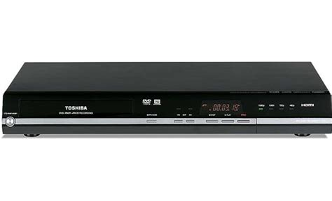 Tv Tuner Toshiba toshiba d r550 dvd recorder with built in digital tv tuner and dvd upconversion reviews
