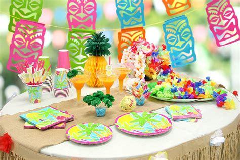 hawaiian christmas party ideas tiki tastic hawaiian ideas delights