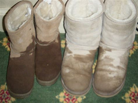 how to quickly uggs without ruining them