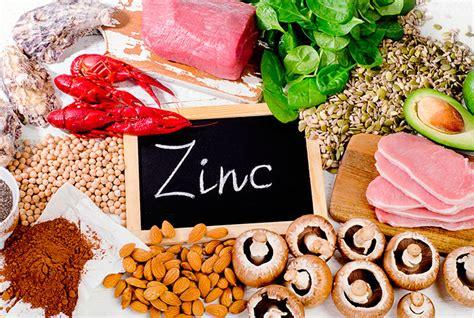 que alimentos contienen zinc alimentos ricos en zinc que tus alimentos tu