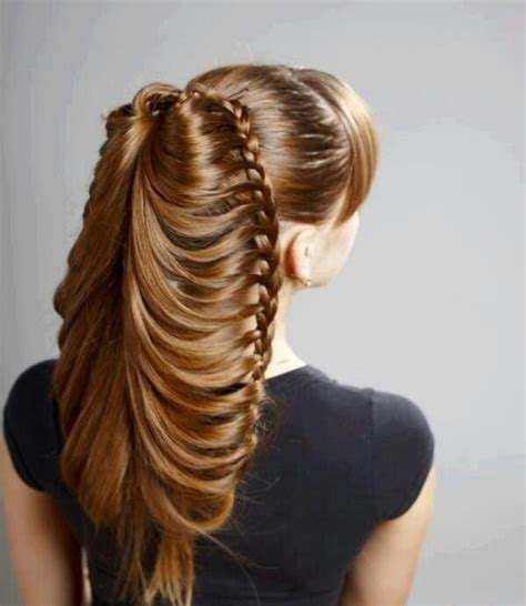 Cascade Hairstyle by 13 Best Images About Cascade And Waterfall Hairstyles On