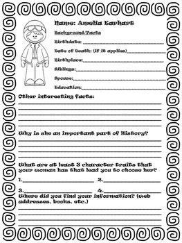 amelia earhart research paper amelia earhart research paper