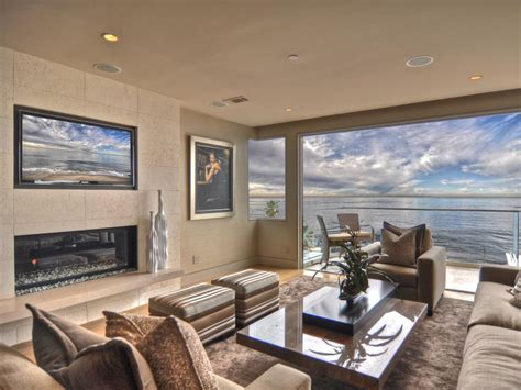 sea view living room 5 killer ocean views that will get you ready for vacation hgtv s decorating design blog hgtv