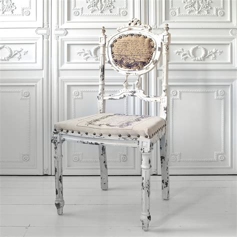 the french bedroom company studded script seat chairs armchairs seating