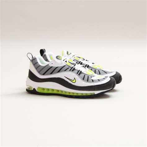 sports shoes returns the nike air max 98 returns in cool grey volt nike