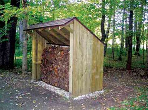 how to build a timber frame wood shed free plans for