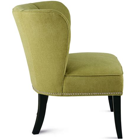 Green Accent Chair Milo Accent Chair Grass Green
