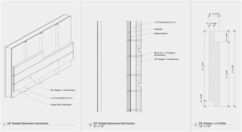 8 Inch Shiplap Screen Siding Specialtylumbersolutions