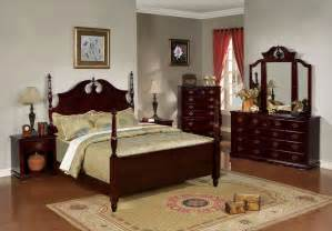 Bedroom Color Ideas With Cherry Furniture Cherry Wood Bedroom Sets Insurserviceonline