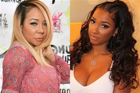 tiny harris bernice burgos thinks she is better suited to be with t i