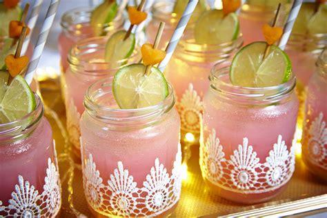 recreate look jars for wedding drinks friends