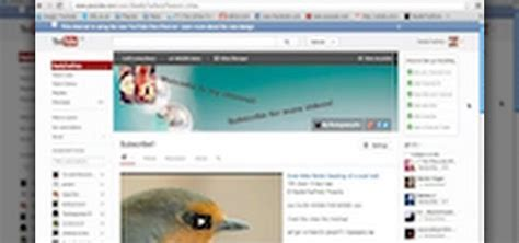 youtube channel layout change how to use navigate the new youtube one channel layout