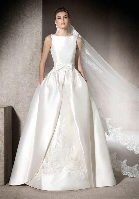 boat dress 25 best ideas about boat neck wedding dress on pinterest