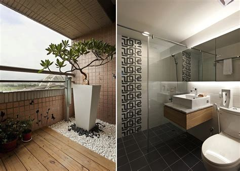 Wood Bathroom by White And Wood Bathroom Interior Design Ideas