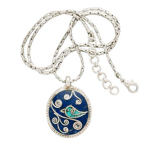 Ring Pendant By Bird by Mosaic Bird Pendant