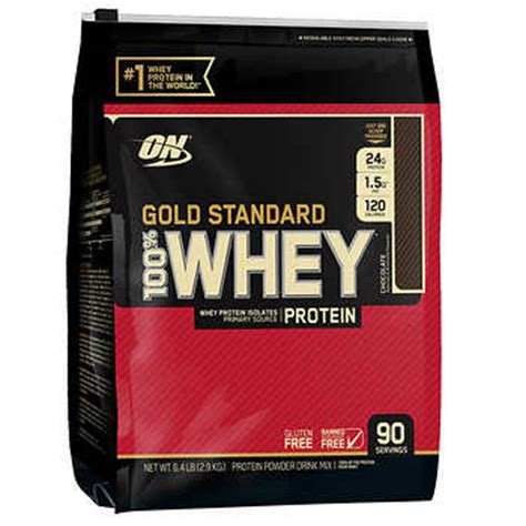 Whey Protein 90 optimum nutrition gold standard 100 whey protein 90 servings