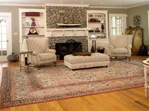 rug in living room thinkofdesign com