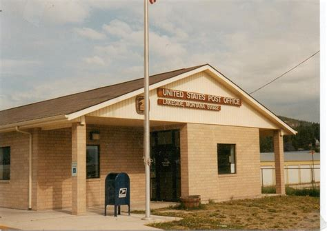 Lakeside Post Office by Lakeside Mt Lakeside Mt Post Office Photo Picture