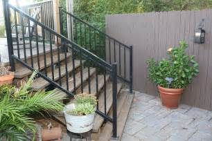 Outdoor Metal Handrail Image Gallery Outdoor Handrails