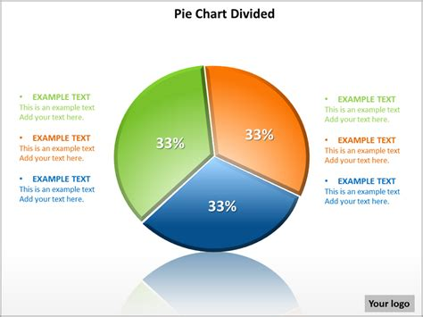 pie chart template powerpoint 10 best images of pie chart powerpoint template 3d pie