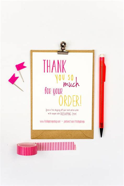 thank you card templates office 23 best business thank you cards images on