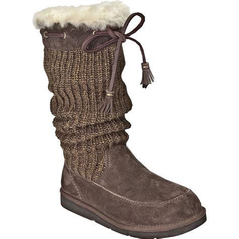 ugg winter boots for ugg 174 suburb crochet winter boots s glenn